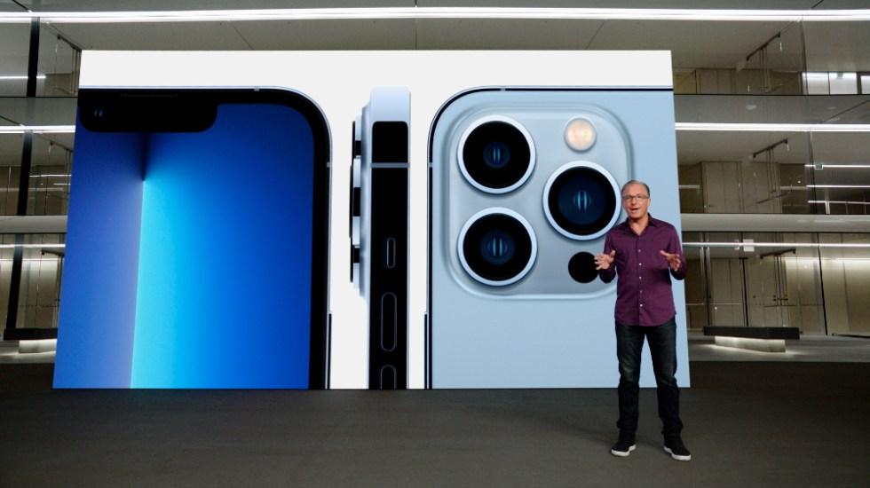 El iPhone 13 se centra en la cámara y mantiene diseño del exitoso 12 - iPhone 13 Apple
