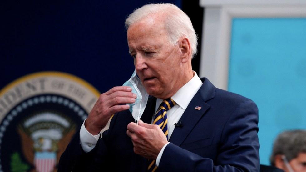 Biden dará su primer discurso ante la Asamblea General de la ONU - Biden dará su primer discurso ante la Asamblea General de la ONU. Foto de EFE