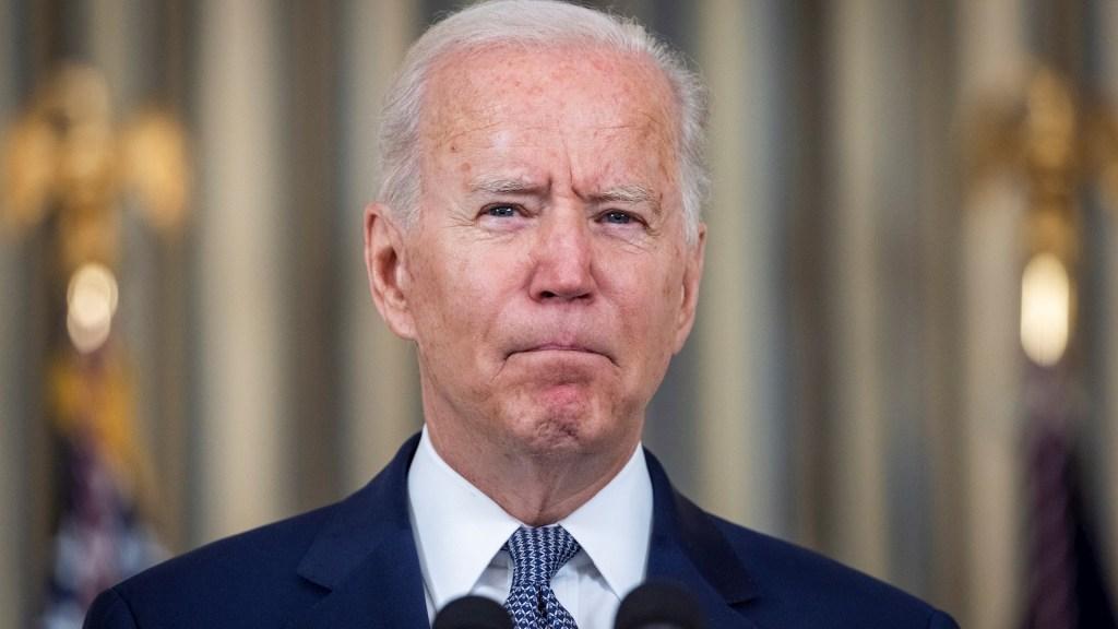 Biden viajará a Nueva York, Pensilvania y Virginia a actos por el 11-S - Joe Biden, presidente de Estados Unidos. Foto de EFE/ EPA/ JIM LO SCALZO