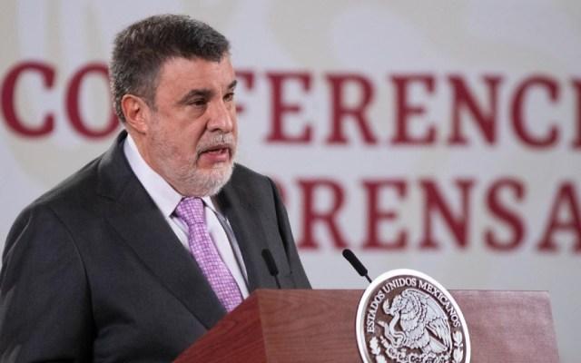 Son rumores de la prensa: Jesús Ramírez sobre renuncia de Julio Scherer - Julio Scherer