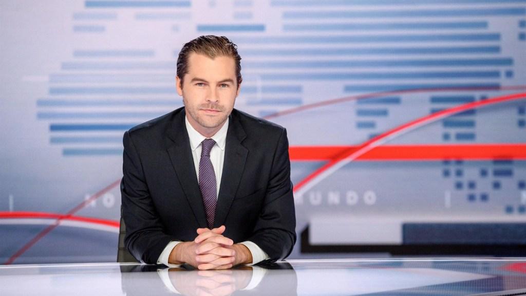 Julio Vaqueiro será el nuevo presentador de Noticias Telemundo - Julio Vaqueiro