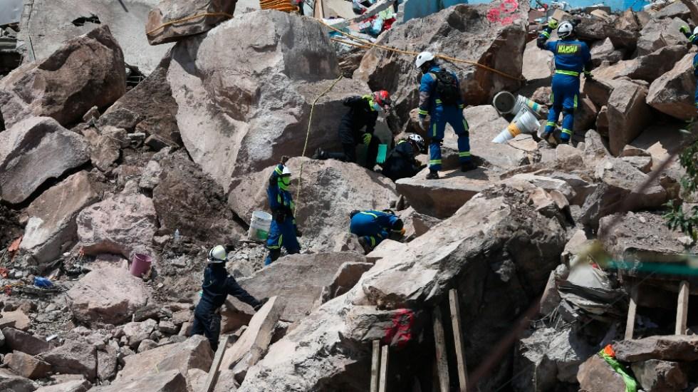 Sin indicios para encontrar Paola y Dylan entre escombros del Chiquihuite: PC Edomex - labores derrumbe Chiquihuite Edomex Tlalnepantla cuerpos