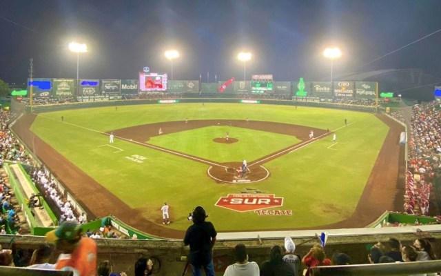 Leones y Toros jugarán final de la Liga Mexicana de Beisbol - Leones y Toros jugarán final de la Liga mexicana de beisbol. Foto de @leonesdeyucatan