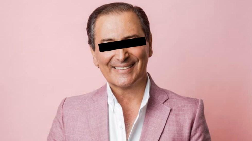 Vinculan a proceso a exgobernador de Aguascalientes por defraudación fiscal - Luis Armando Reynoso Femat exgobernador de Aguascalientes