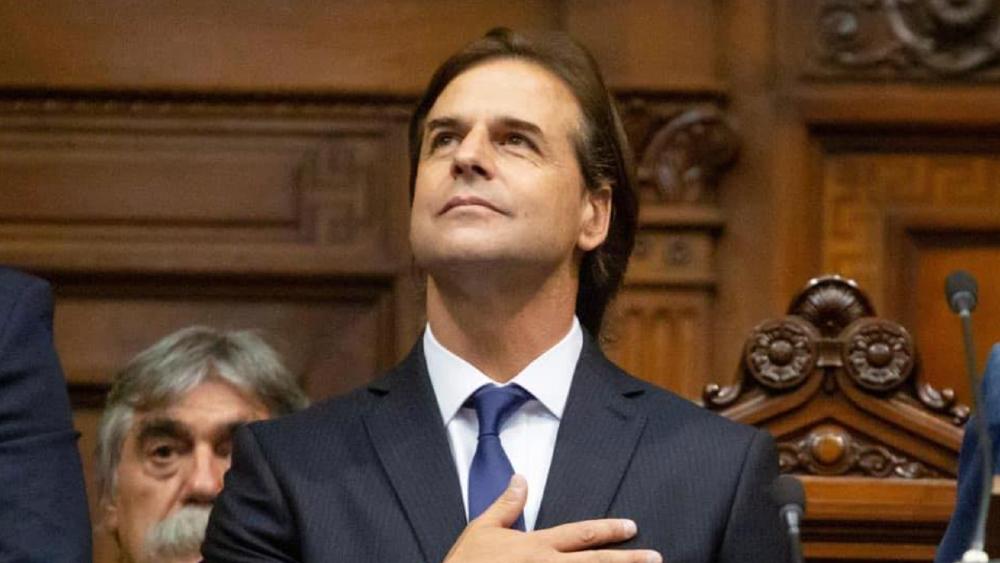 Oposición cubana elogia a Lacalle por hablar de falta de libertad en Cuba - Luis Lacalle Uruguay