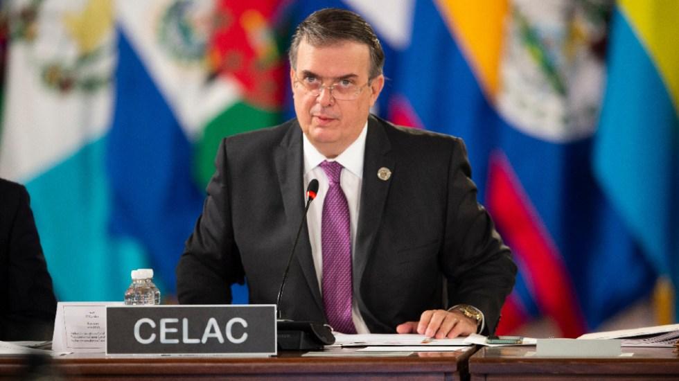 VI Cumbre fue exitosa porque se consolida a Celac: Marcelo Ebrard - Marcelo Ebrard Celac