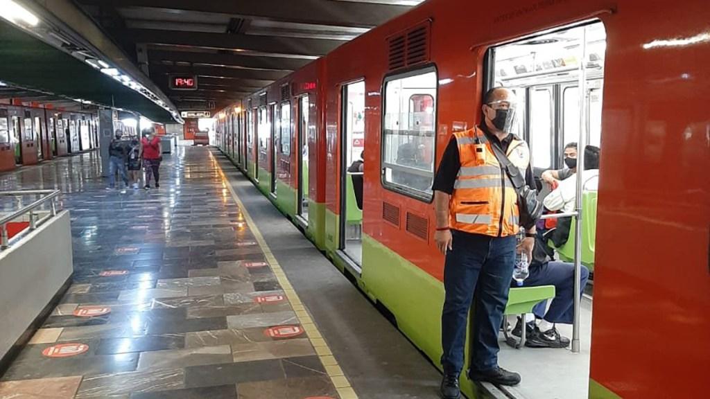 Claudia Sheinbaum descarta paro de labores en el Metro de la CDMX - Metro CDMX