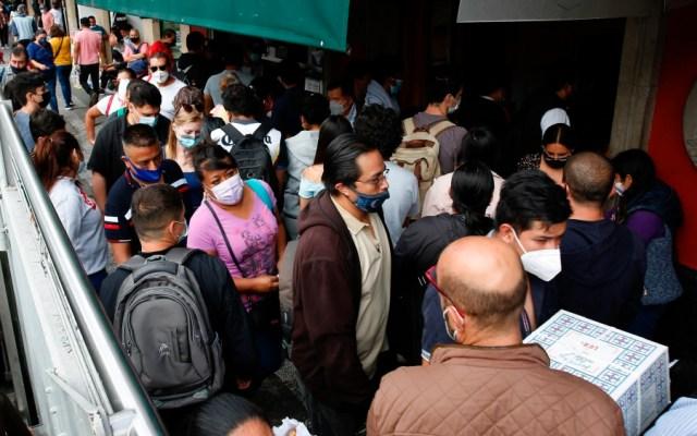 México registró, en las últimas 24 horas, 5 mil 203 contagios y 313 muertes por COVID-19 - México coronavirus CDMX covid Ciudad de México