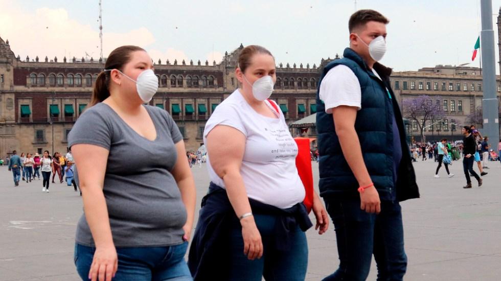 México suma ocho semanas de reducción de casos de COVID-19: López-Gatell - México covid coronavirus CDMX
