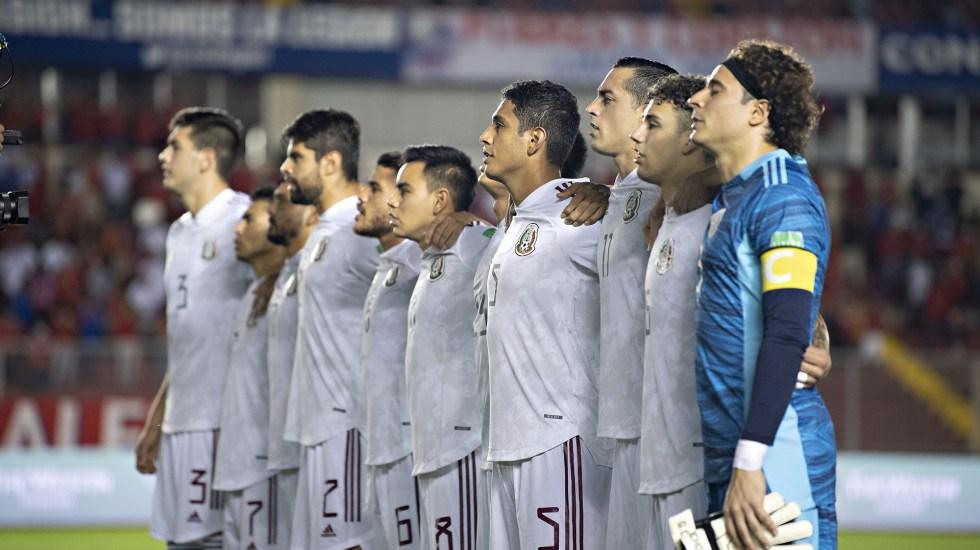 México empata ante Panamá y mantiene liderato rumbo a Qatar 2022 - México partido Panamá Qatar 2022