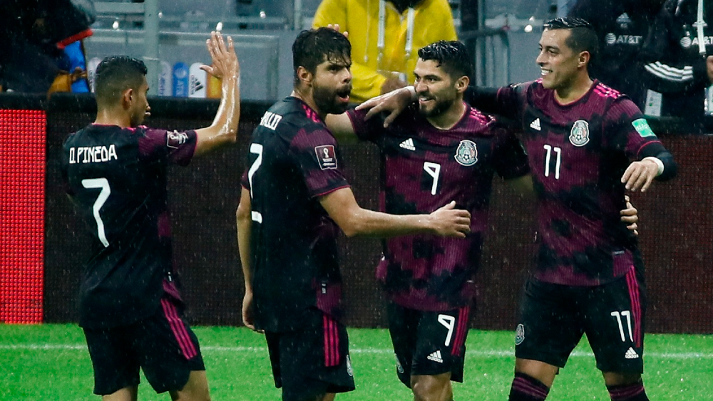 México quiere dar un golpe de autoridad ante Costa Rica - México selección mexicanna Tricolor