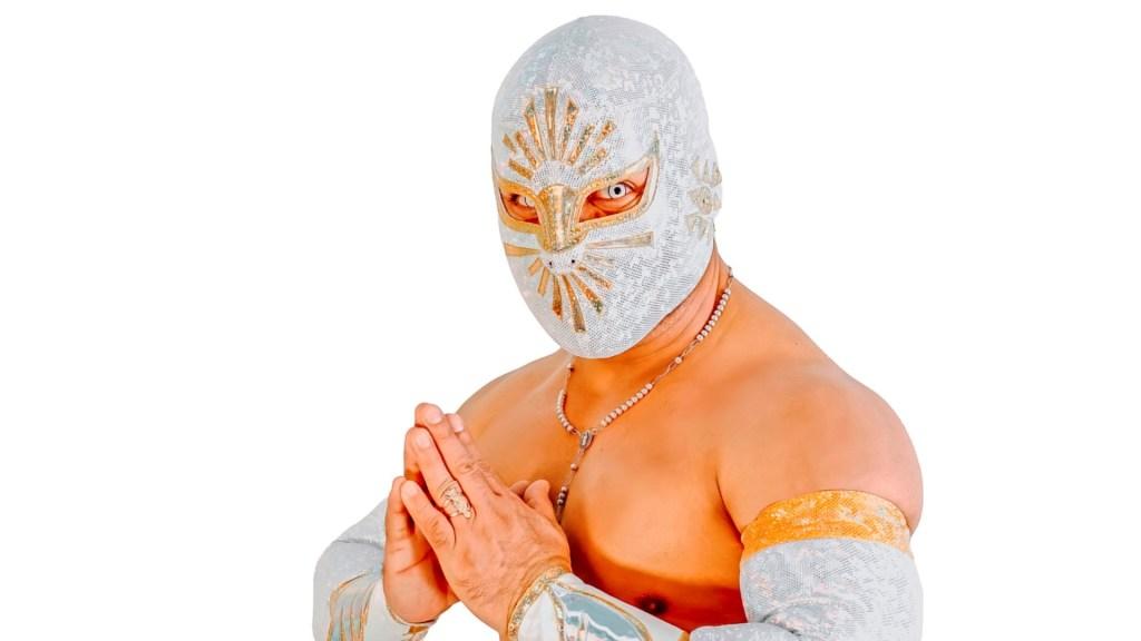 Místico Arena México luchador