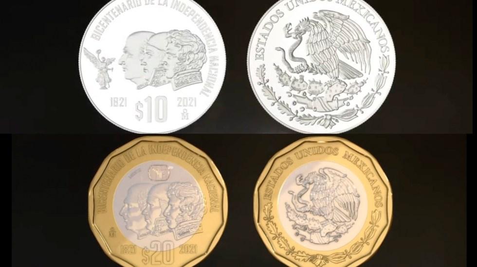 Con exposición, monedas y condecoraciones, Gobierno de México conmemora 200 años de Consumación de la Independencia