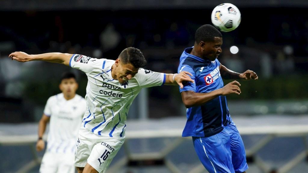 Monterrey golea a Cruz Azul y pasa a la final de Concachampions - Monterrey Cruz Azul México