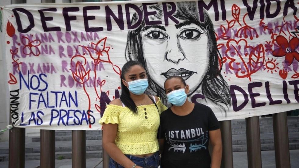 Familiares piden libertad para mujer que mató a agresor sexual en México - familiares de roxana