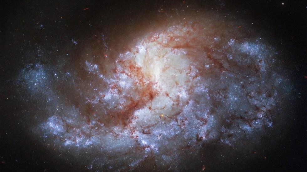 Descubren que el universo temprano pudo tener más galaxias que las observadas - galaxia