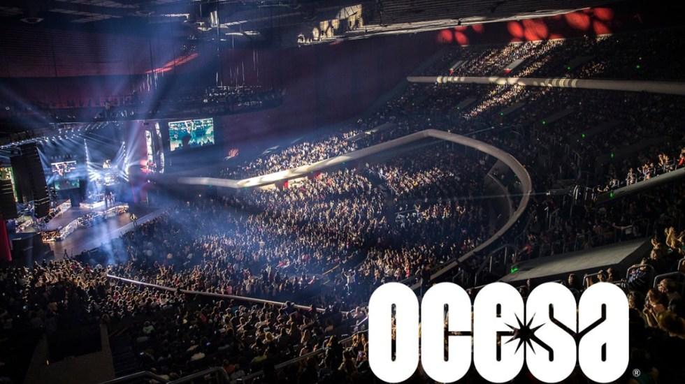 Live Nation Entertainment reanuda compra de 51 por ciento de Ocesa - Foto de @ocesamx