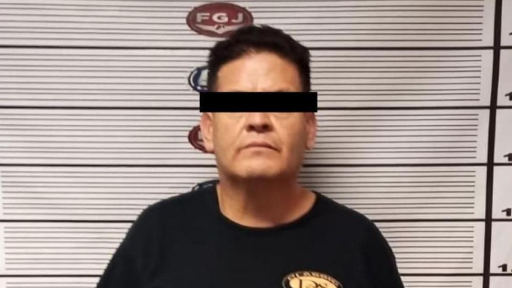 """Detienen a Octavio """"N"""", presunto agresor de una maestra en el Edomex - Octavio N agresor maestra Edomex"""