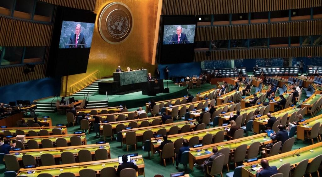 ONU busca nuevo consenso global para la era posterior al COVID-19