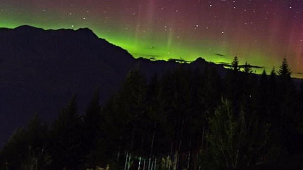 Las auroras boreales y australes, por Ivonne Frid - auroras boreales