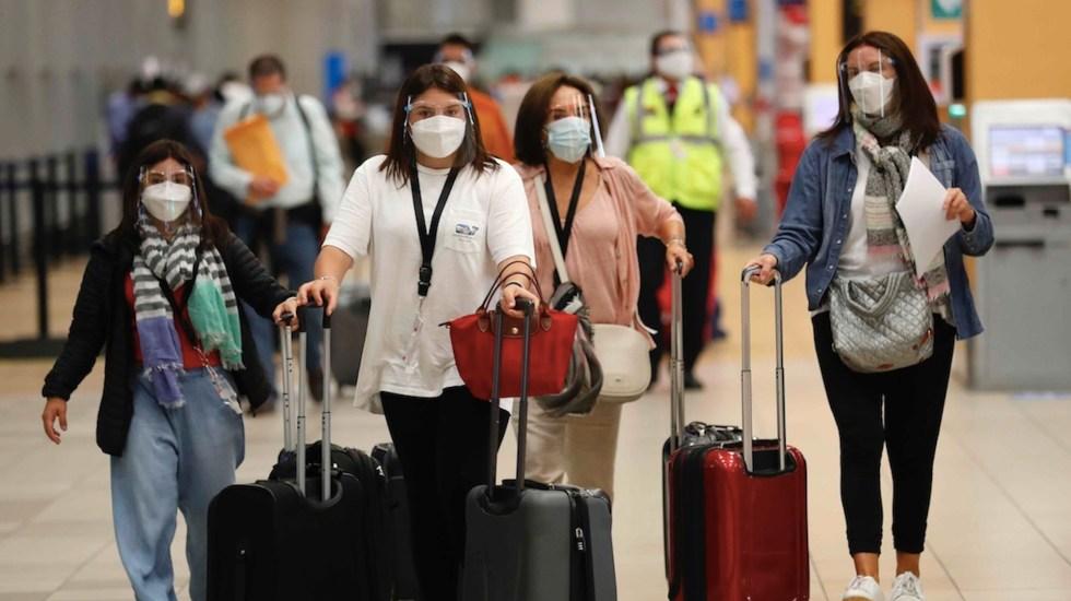 Perú exigirá vacunación completa a viajeros que ingresen al país - Perú exigirá vacunación completa a viajeros que ingresen al país. Foto de EFE
