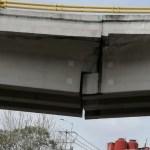 Claros en puente de Cuernavaca no representan peligro para la población