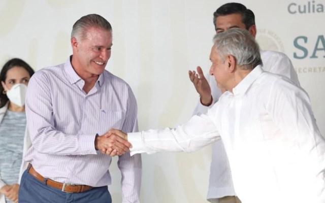 AMLO propone a Quirino Ordaz como embajador de México en España - Quirino Ordaz AMLO López Obrador partidos