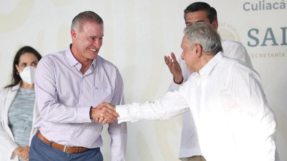 AMLO propone a Quirino Ordaz como embajador de México en España - AMLO propone a Quirino Ordaz como embajador de México en España. Foto de Twitter @QuirinoOC