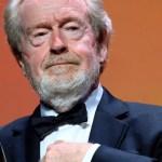 Ridley Scott recibe premio especial en Venecia por su prolífica carrera