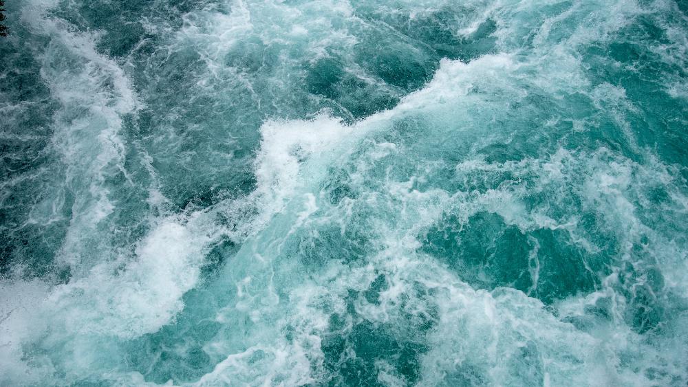 río agua