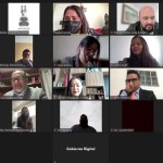 #Video Síndica de Naucalpan pide su ropa durante sesión de cabildo