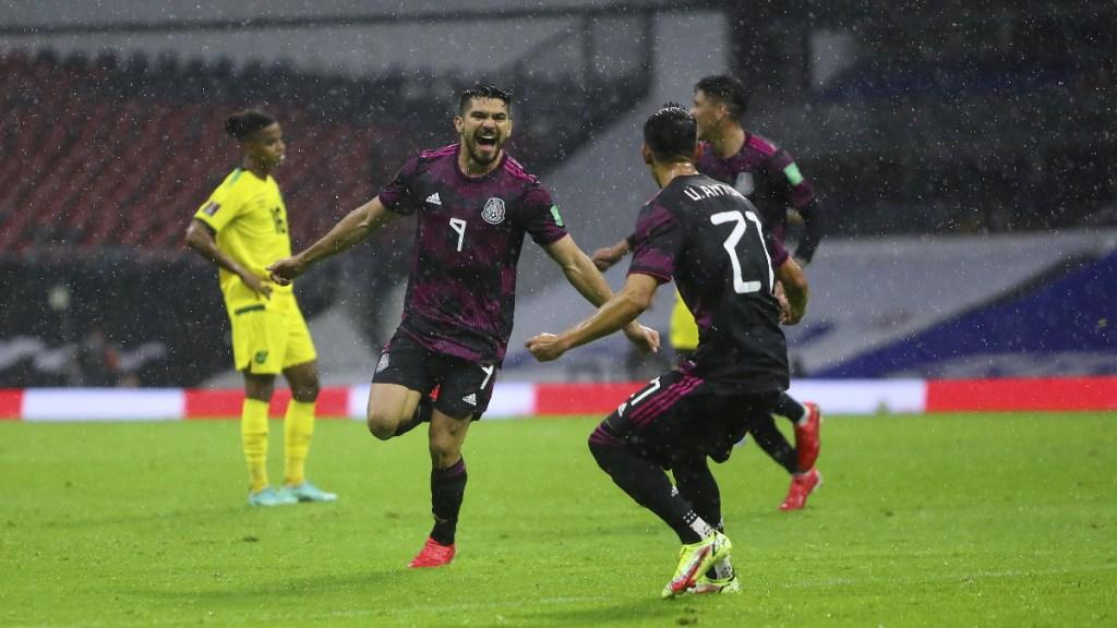 México se ubica en noveno sitio del ranking FIFA - México Selección Mexicana Jamaica partido eliminatoria Qatar