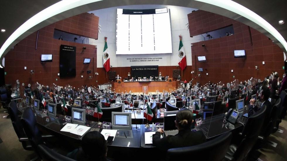 Senado aprueba Ley Federal de Revocación de Mandato - Senado Revocación de Mandato Senado de la República