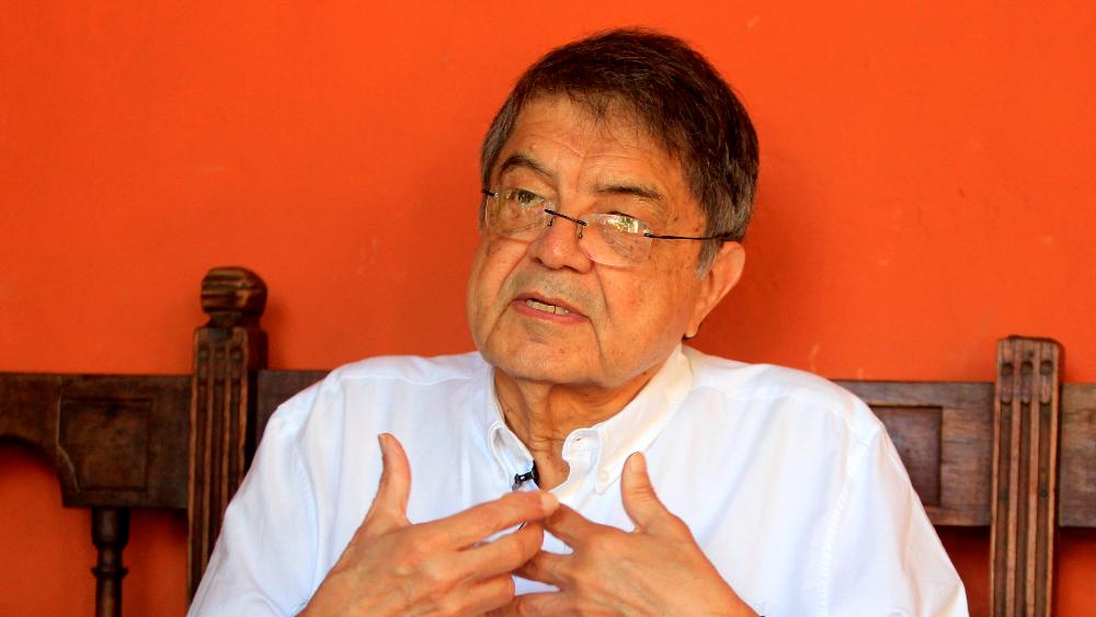 Academia Mexicana de la Lengua repudia orden de arresto contra Sergio Ramírez en Nicaragua - Sergio Ramírez Nicaragua