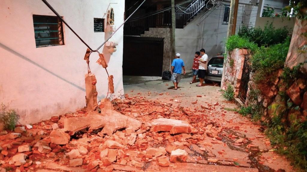 México concentra en septiembre y diciembre sismos de magnitud 7 o más - México concentra en septiembre y diciembre sismos de magnitud 7 o más. Foto de EFE