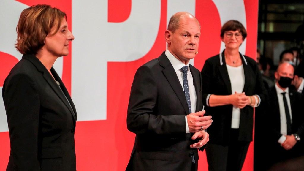 Socialdemócratas logran mínima ventaja sobre conservadores en elecciones de Alemania - Socialdemócratas Alemania conservadores elecciones