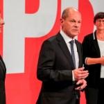 Socialdemócratas alemanes avanzan sobre conservadores sin Gobierno claro - Socialdemócratas Alemania conservadores elecciones