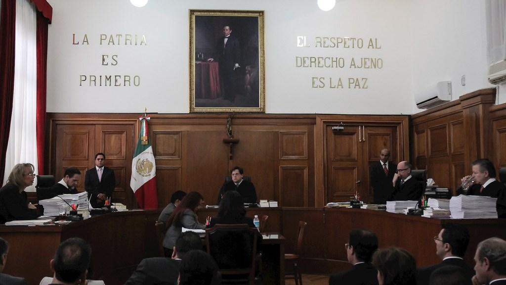 Suprema Corte de Justicia de la Nación Aborto México