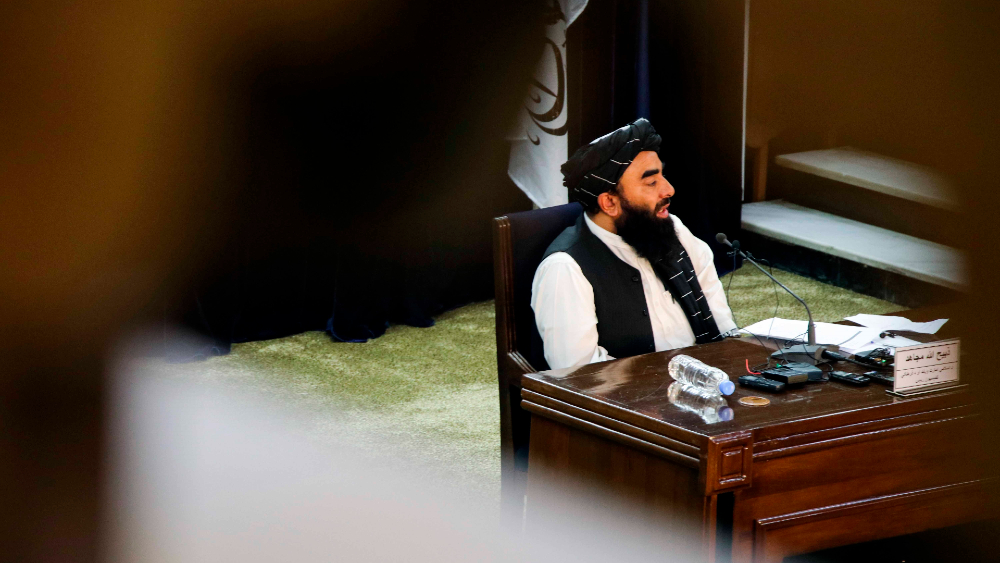 Talibanes anuncian miembros clave del Gobierno interino de Afganistán - Talibanes Afganistán gobierno interino