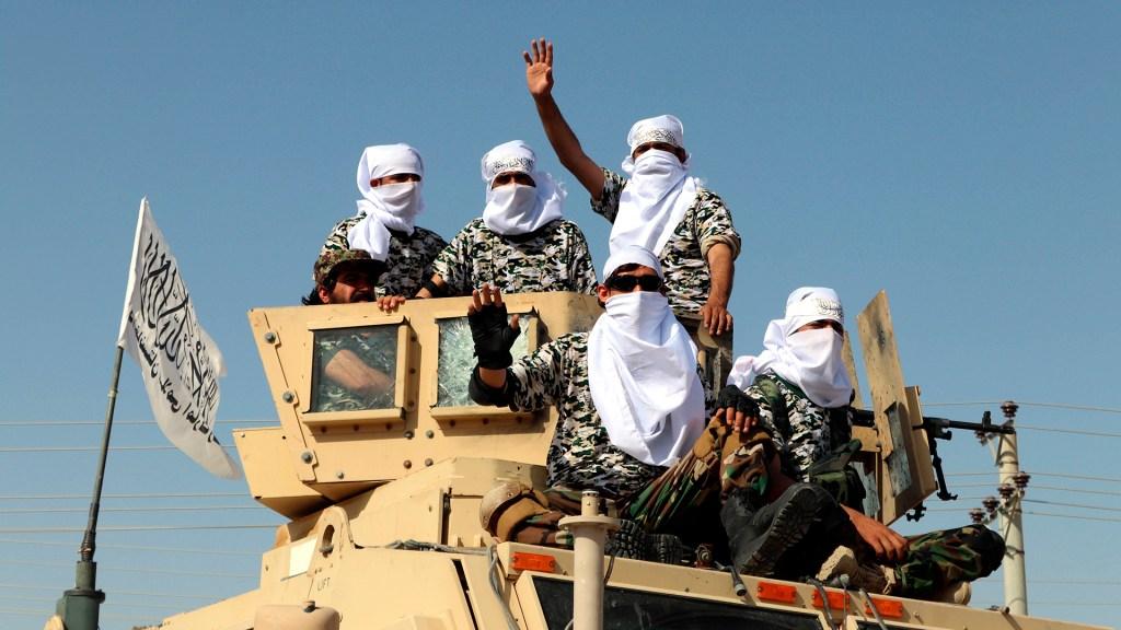 """EE.UU. califica de """"francas"""" las conversaciones con talibanes - talibanes"""
