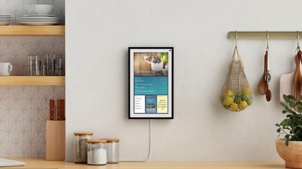 Amazon apuesta por ser 'el corazón digital del hogar' - Echo Show 15