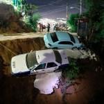Acapulco se levanta todavía temeroso tras el terremoto - temblor sismo Acapulco Guerrero 7sep21