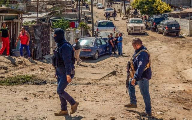 Suman 103 mil 300 homicidios dolosos en lo que va del sexenio - Tijuana violencia