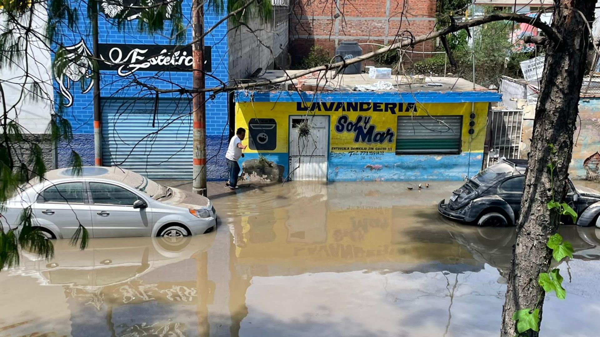 Tula Hidalgo inundaciones lluvias tormentas