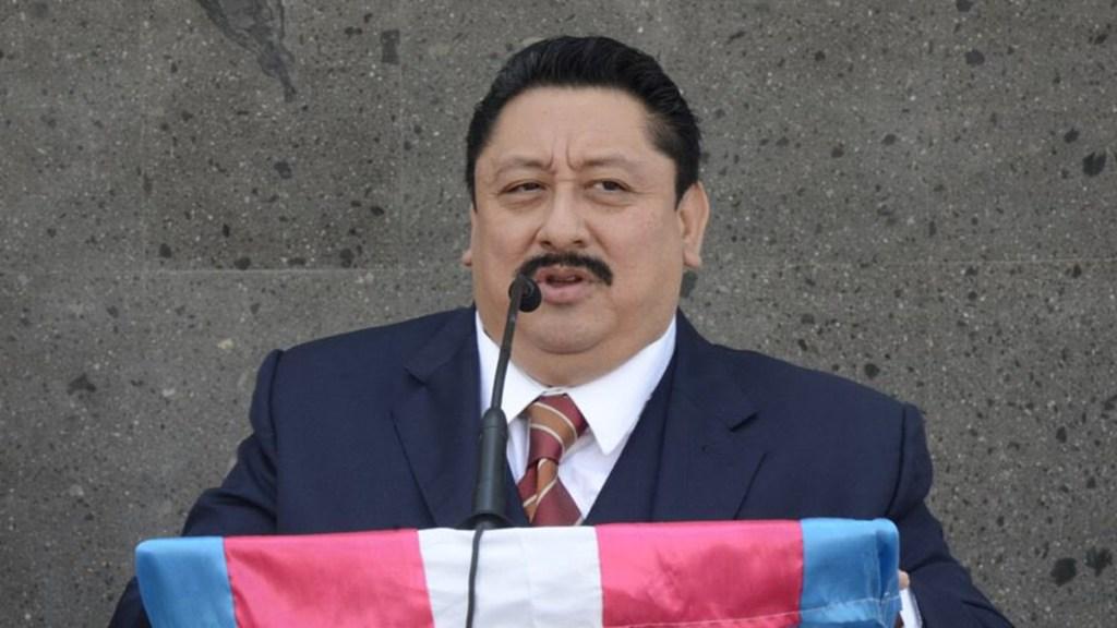 Diputados desechan solicitud de desafuero del fiscal de Morelos - Uriel Carmona, fiscal de Morelos