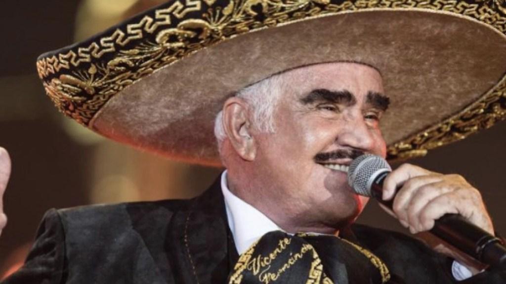 #Video Desmienten presunta muerte de Vicente Fernández - #Video Desmienten presunta muerte de Vicente Fernández. Foto de Instagram Vicente Fernández