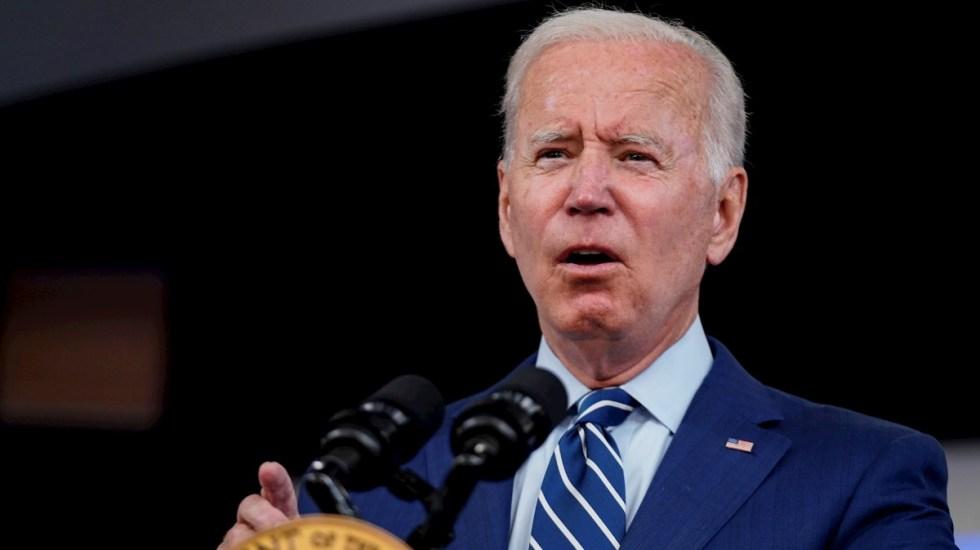 """Biden asegura que México es el amigo """"más cercano"""" que tiene EE.UU. - Joe Biden"""
