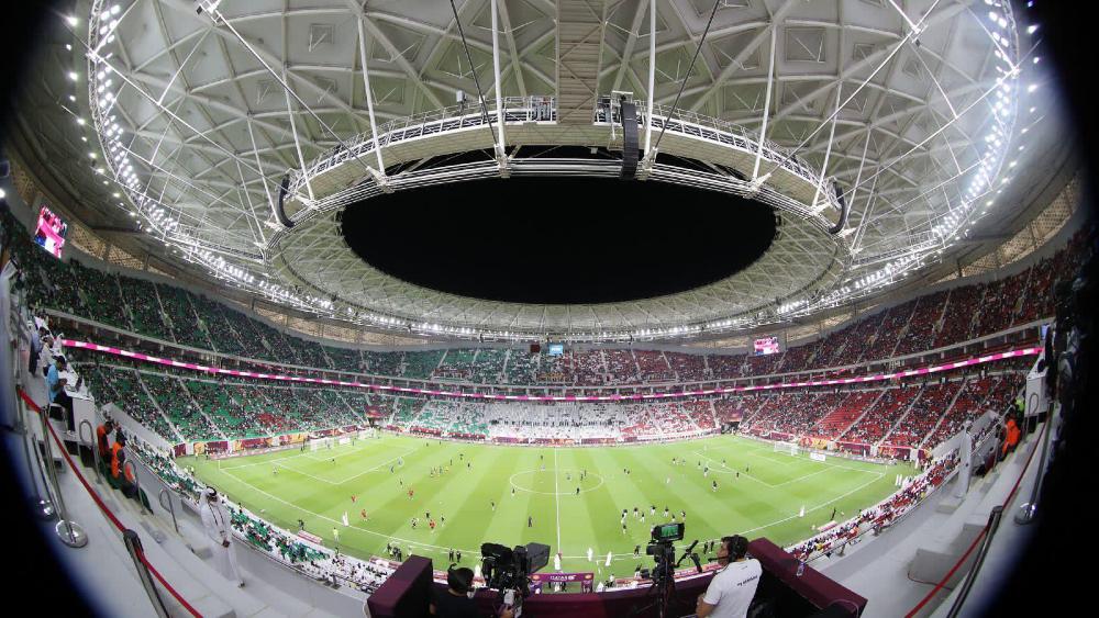 Qatar inaugura el estadio Al Thumama de cara a la Copa del Mundo - Al Thumama Qatar 2022