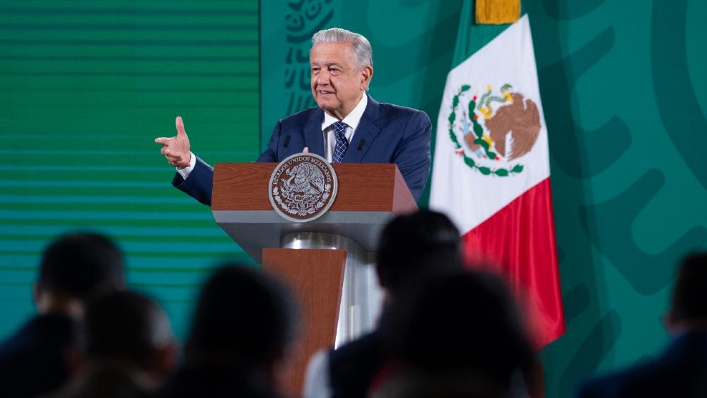 AMLO descarta reunirse con migrantes en su visita a la ONU - AMLO López Obrador migrantes