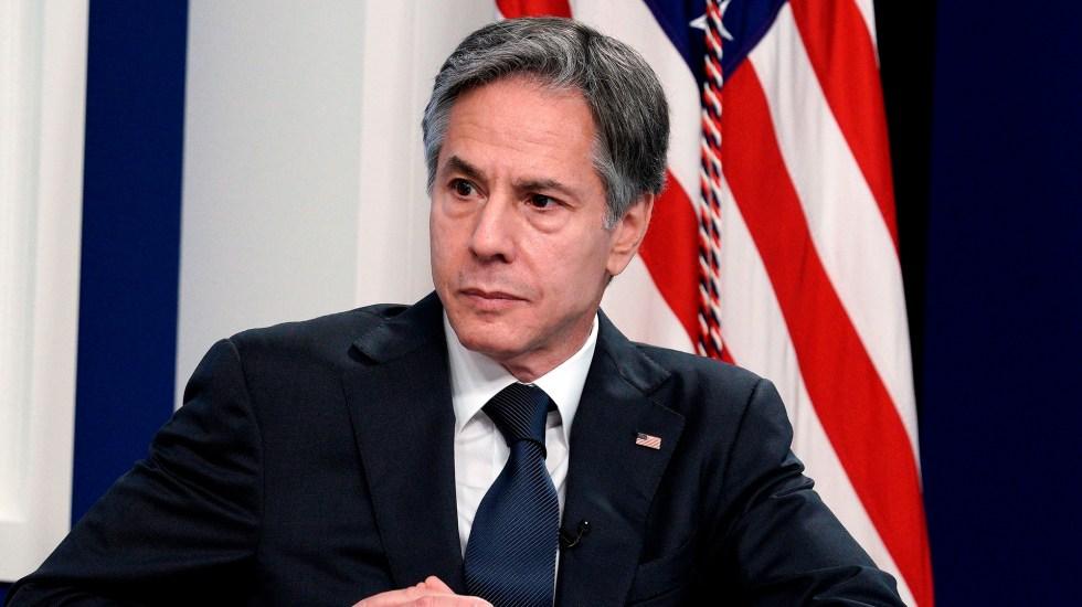 Secretario de Estado de EE.UU. visitará México para Diálogo de Alto Nivel sobre Seguridad - Antony Blinken